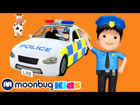 Police Song | Original Songs | By LBB Junior