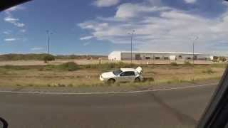 Vehicle Accident, Traffic Collision on US 70, Apache Gold Casino, San Carlos, AZ, 20 July 2014