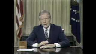 "Jimmy Carter's Full ""Crisis of Confidence"" Speech (July 15, 1979)"