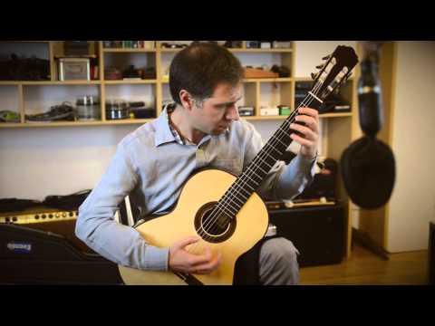 Astor Piazzolla - Cinco Piezas (Campero) performed by Antonis Hatzinikolaou
