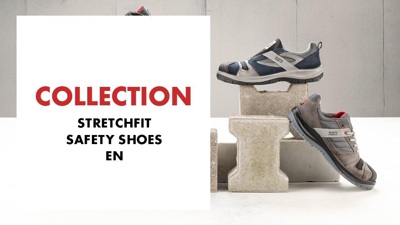 reputable site 3c254 312e4 Stretchfit Safety Shoes - Würth MODYF