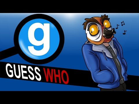 Gmod Ep. 46 GUESS WHO? - AM I VANOSS??? (Garry's Mod Funny Moments)
