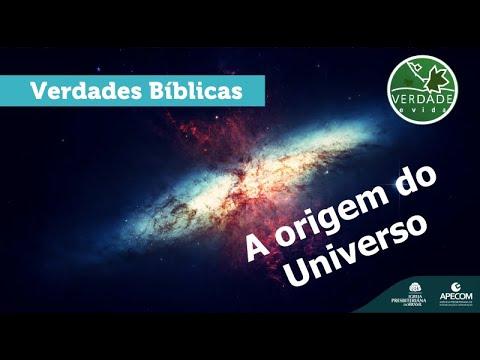 0677 – A ORIGEM DO UNIVERSO