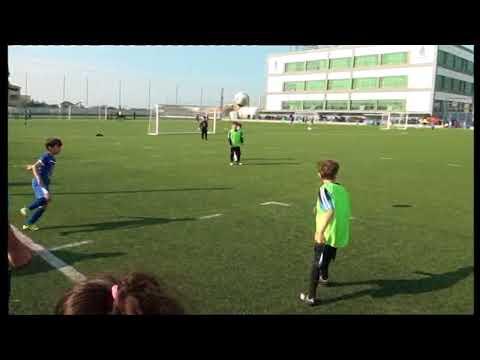 Respublika çempionatı U10:Junior FK-Qarabağ FK 2:4 (tam oyun, 22.10.2017)