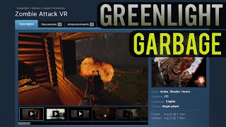 Greenlight Garbage - Zombie Attack VR