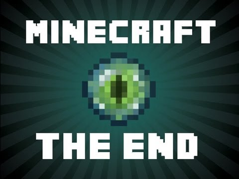 minecraft how to get to the end