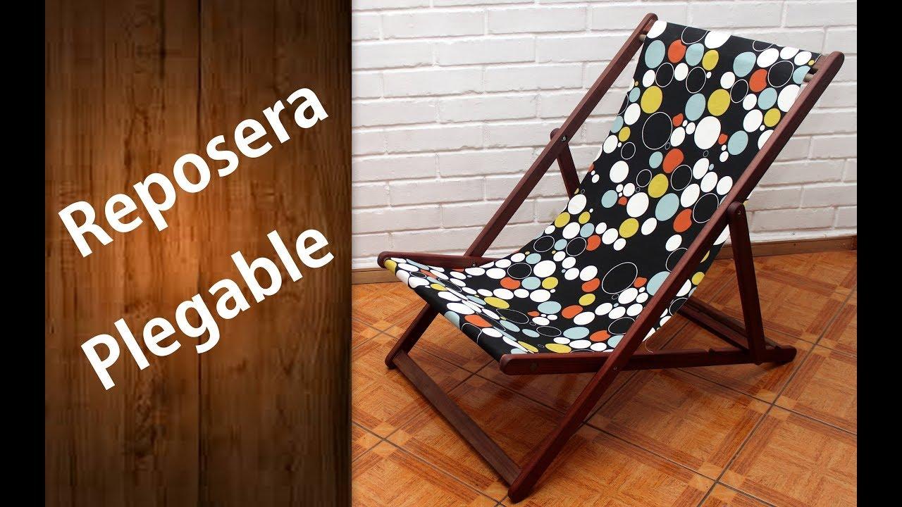 Una O Perezoso Chair Cómo Hacer Reposera FácilWooden Deck QCBexdWoEr