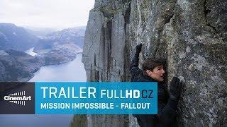 Mission: Impossible - Fallout (2018) oficiální HD trailer #1 [CZ]