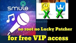 Smule VIP hack 2018 new tricks
