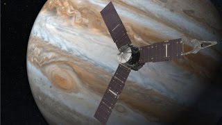 MYSTERIOUS SOUND OF JUPITER A NASA'S JUNO SPACECRAFT APPROACHES TODAY JULY 4/5, 2016