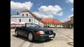 Evergreen Mercedes 300 SL R129 Pertyn Ględzi
