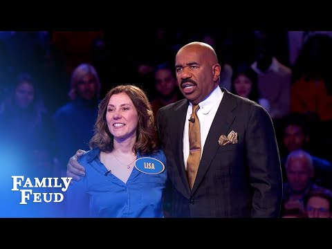 200 points exactly! Miracle Fast Money! | Family Feud
