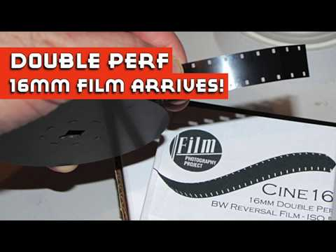 16mm Double Perf Film - What Is It? Is It Available? - The