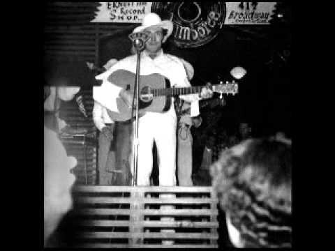 Hank Williams Settin' The Woods On Fire