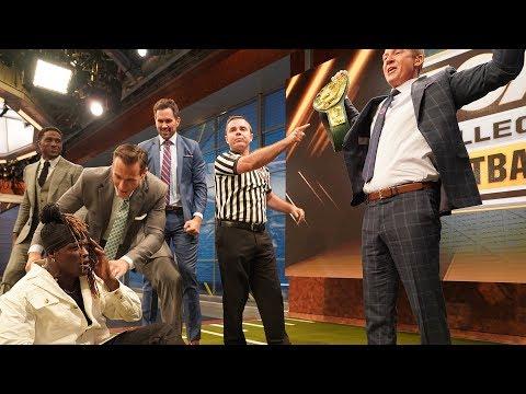 FOX Sports host Rob Stone wins the 24/7 Championship