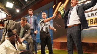 FOX Sports host Rob Stone wins the 24/7 Championship