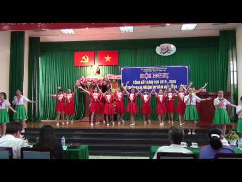 Mùa thu ngày khai trường - Đội văn nghệ trường THCS Lê Văn Việt
