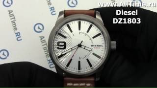 Обзор. Мужские наручные часы Diesel DZ1803