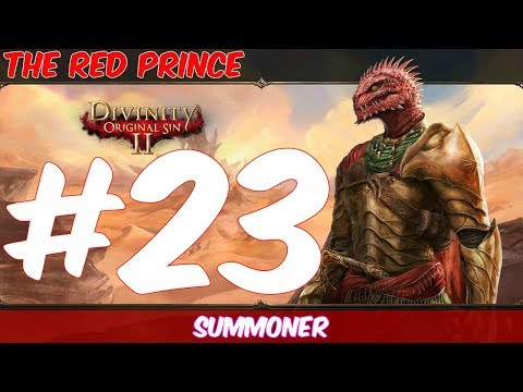 Natalie Bromhead - Divinity: Original Sin 2 Gameplay - The Red Prince [Episode 23]