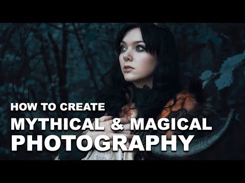 PhotoForge - Mythical & Magical Theme Photography