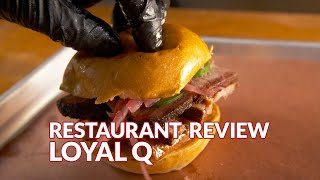 Restaurant Review - Loyal Q | Atlanta Eats