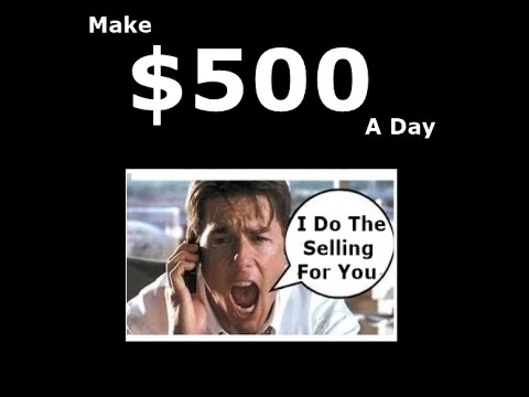 Big Ticket Program $500 Day Video Training | Affordable Work At Home Opportunity