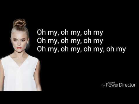 Zara larsson - ain't my fault ( lyrics )