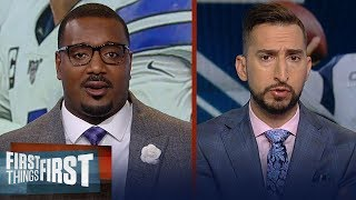 Chris Canty questions if Cowboys can win relying on Dak Prescott | NFL | FIRST THINGS FIRST