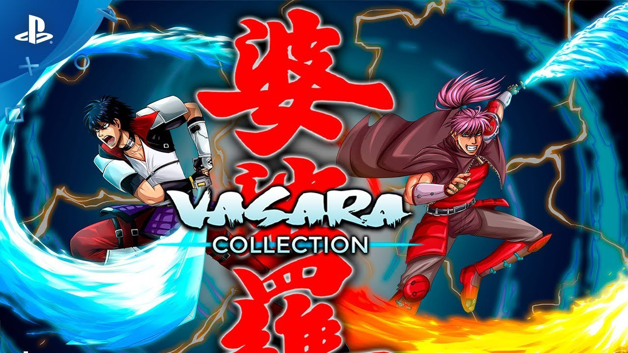 Vasara Collection - Announce Trailer | PS4, PS Vita
