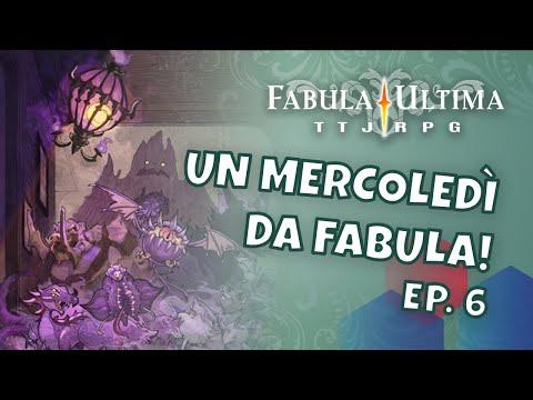 UN MERCOLEDI' DA FABULA - 06 - I tropes dei JRPG pt.2