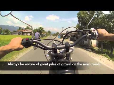 Bukit Lawang Road Trip