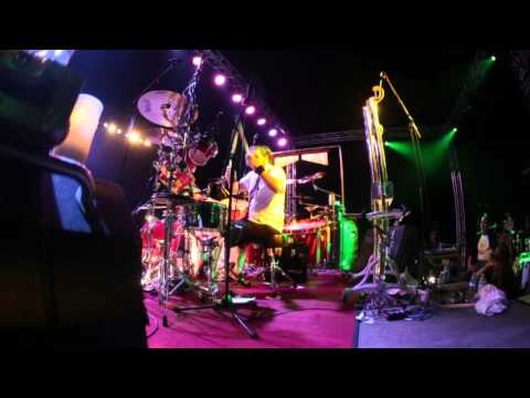 Brian Tichy Drum Solo - Neil Peart drum kit replica - Tribute to Rush