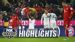 Bayern Munich vs. FSV Mainz 05 | 2015–16 Bundesliga Highlights