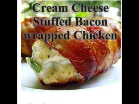 Is It A Do-Over? Cream Cheese Stuffed, Bacon Wrapped Chicken