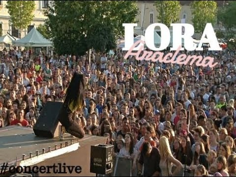 Lora- Araclema (@LIVE Alba Fest)