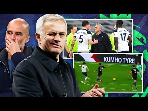 MOURINHO MASTERCLASS DESTROYS GUARDIOLA   Spurs 2-0 Man City   The Reaction