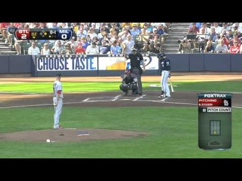 Ryan Braun Fall Re-Enacted With Police Tape Outline