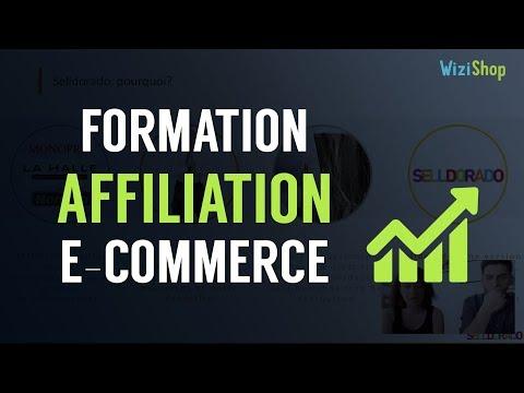 Formation Affiliation E-commerce - Le partenariat au service de votre e-commmerce (par SELLDORADO)