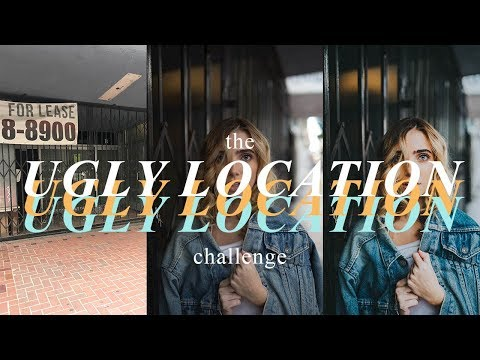THE UGLY LOCATION CHALLENGE