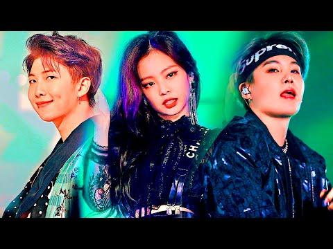 BTS X BLACKPINK - DDAENG X SO HOT X GO GO [MASHUP]