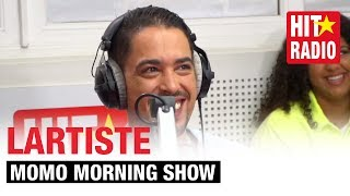MOMO MORNING SHOW - LARTISTE | 24.06.19