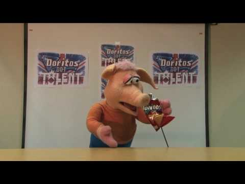 Doritos ad competition with puppets!