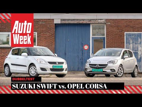 Opel Corsa vs. Suzuki Swift - Occasion Dubbeltest