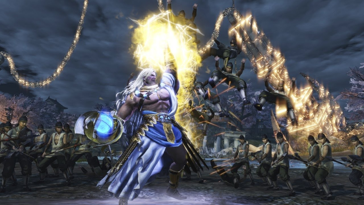 Warriors Orochi 4 - New Characters Highlight Trailer