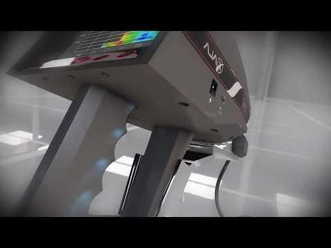 GAMMA Imaging 3D Scanner Underground | AJAX DUBAI