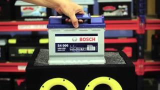 Аккумулятор Bosch как определить дату производства? Обзор avtozvuk.ua