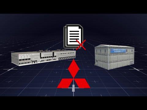 Mitsubishi admits to falsifying product data