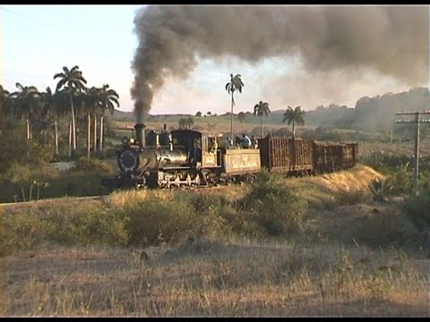 Steam in Paradise Cuba 2000 Part 6