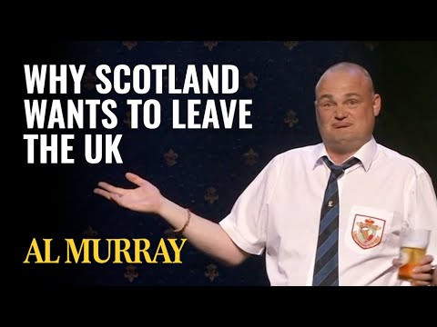 Why Scotland Wants To Leave The UK