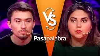Pasapalabra | Nicolás Gavilán vs Karin Oróstica